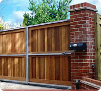 Above Ground Electric Gate Kits
